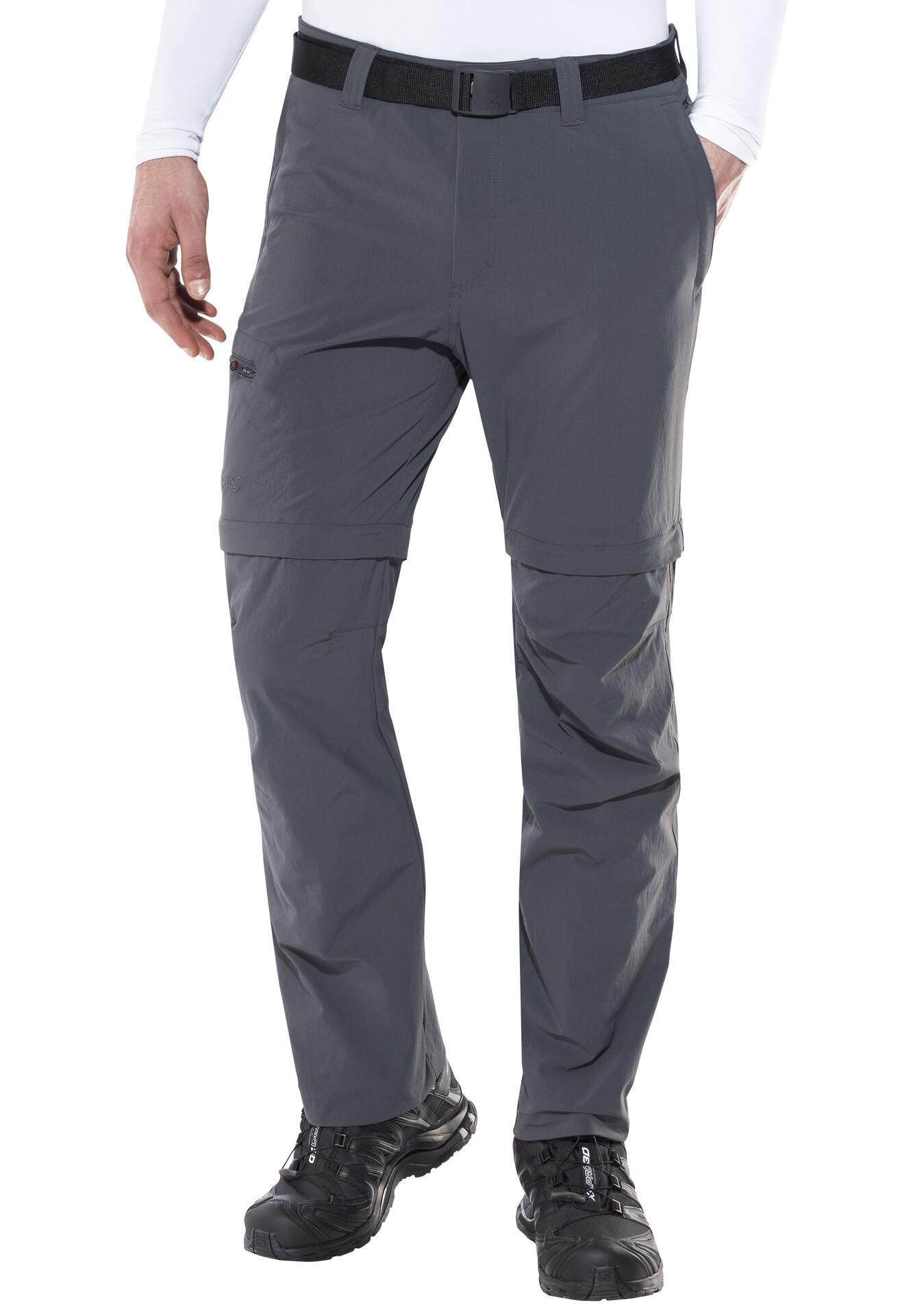 Pantalon Homme Long 2 Maier Tajo Gris Sports shoQrdBtCx